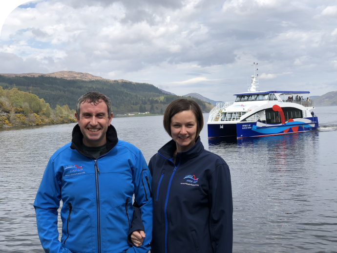 Inverness firm sailing into busy season with new monster hunter