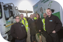 Scottish recycling firm set to bring a greener future and new jobs as it expands south