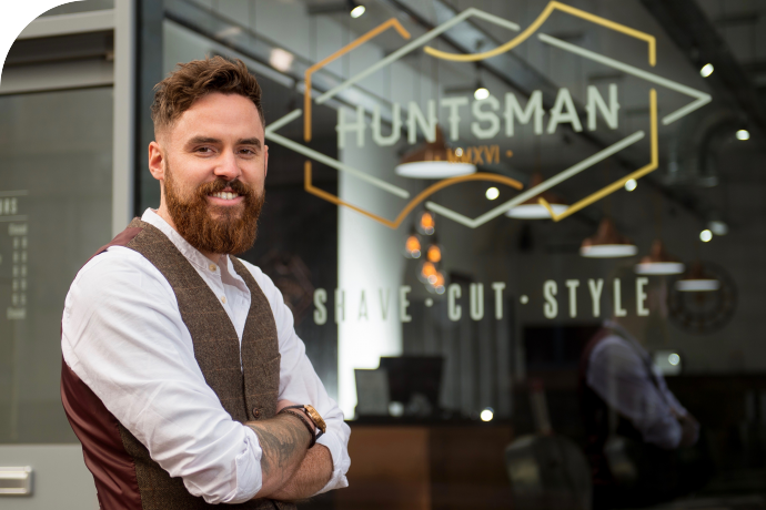 Budding barbers offered the chance to prove they are a cut above