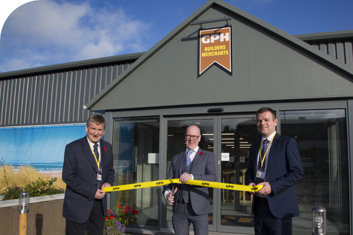 MSP offers planning hope at new builders merchants opening